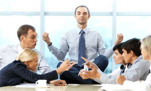 manage stress and build resilience training